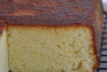 Gâteau moelleux a l'orange