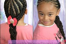 Braided Styles / by Tori Bagby