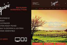 Cafe, Restaurant, Bar, Club WordPress Themes