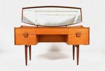 Muebles / La evolución, la historia y el diseño del mobiliario a lo largo de los años