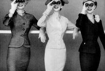 ! Vintage Fashion / by Elizabeth Bell