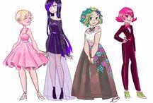 Miraculous Ladybug Fashion