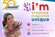 #AutismUniquelyYou - Celebrating the Uniqueness in Us All /  #AutismUniquelyYou submissions!