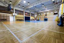Sala Sportowa w Bydgoszczy / Sala Sportowa w Bydgoszczy