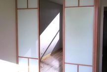 Closet doors / by Cyndi Hamm