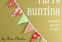 Bunting / You can never have too much!!