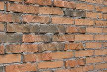 Inspiroidu tiilestä / Tiili, yksi maailman vanhimmista rakennusmateriaaleista. Anna tiilen inspiroida sinua!