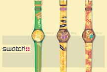 Switch to Swatch: Record Your 1980s Memories / by 1980smemories