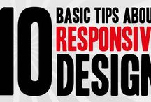 Web design stuff / Web design tips & ideas, CSS and HTML.