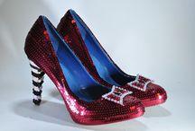 Sapatinho de Cristal / Sapatos, Sapatos e Mais Sapatos!!!