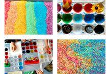 Preschool Rainbows / by Judi Metzger