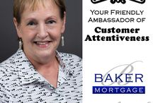 Our Team / Meet the team at Baker Mortgage