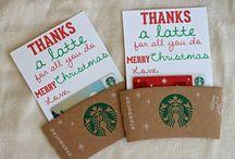 Teacher Gift Ideas