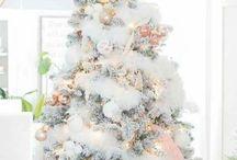 Christmas Trees & Decor