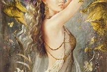 Goddesses & Gods / Mythological Beings