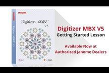 Janome Digitizer MBX 5
