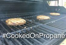 #CookedOnPropane / Suburban Propane's employees share their favorite recipes, #CookedOnPropane
