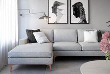 Small lounge decor idea
