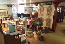 Malt House Emporium / Based near Stroud in the Cotswolds and home to more than 60 individual dealers, the Malt House Emporium is the perfect one-stop shop for antiques, vintage, retro and interiors. / by Retrotrace Vintage