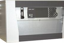 Folyamatos ipari füst / biogáz méréstechnika