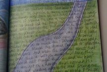 Journaling and Doodling / by Tina Almario