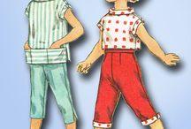 lapset 1950