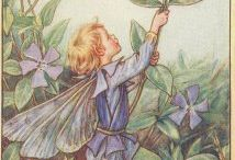 Cicely Mary Barker ღ