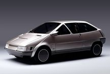 Fiat Concept Cars & Prototypes / /////