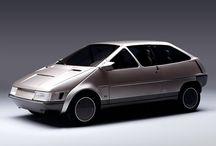 Fiat Concept Cars & Prototypes / /////