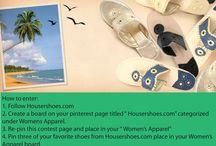Housershoes.com / by Dana Rodriguez