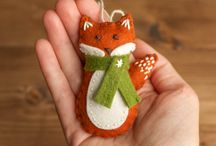 Foxes / by Ella Bouchard