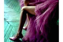 Tulle skirt love