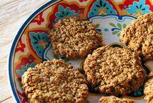 Zoet - Koekjes / Recepten voor glutenvrij en geraf. suikervrije koekjes