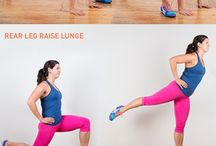 Lunges / Excercises