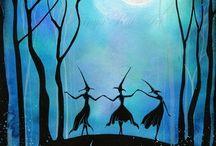 On Hallows Eve