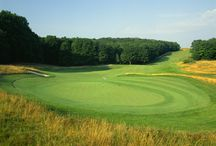 LochenHeath / Williamsburg, Michigan. Semi-Private Golf Course. Opened in 2001. Hosted US Open Qualifiers; USGA Amateur Qualifiers.