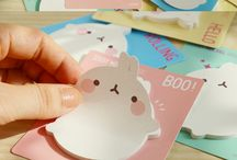 Cool and Cute stationery stuff