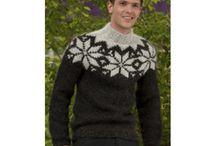 Mens knit