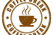 TE Coffee Break / Take a coffee break with us. Have a refreshing cup of coffee (or tea). Yourself enjoy!