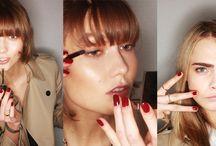 Beauty & Hair / Idées, coiffures, produits.... #beauté #coiffure