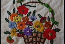 20 Applique Blocks / by Ellen Bee