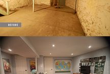 Basement / Bonus Room / by Katelyn Jones