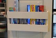Storage Ideas / by Gail Jordan