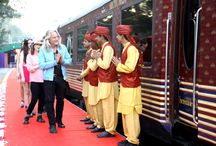 Indian Train Routes / Being an Indian, almost all of us have sweet memories about a train journey. There is a special enthusiasm in children with their packing and buying habits. With vast terrain there is common to watch a fight for the window seat among kids.