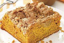 Pumpkin Recipes / Everything Pumpkin! From pumpkin recipes to Pumpkin DIY projects! The perfect fall treat!
