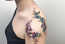 Schöne Tattoos