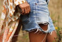 jeans&torn / by Minh Châu