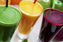 Sucos / Aprenda a fazer os melhores sucos para se refrescar de forma saudável nesse calor.