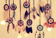 Macrame and jewellery / handmade jewellery