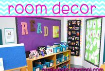 Classroom Decor / Inspiration and decor ideas for your classroom!